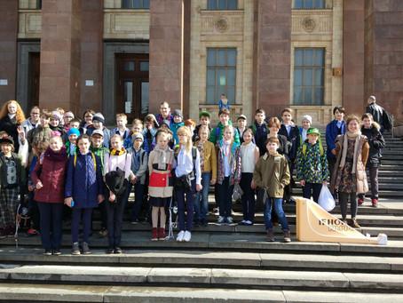 Конференция на мехмате МГУ им.М.В.Ломоносова