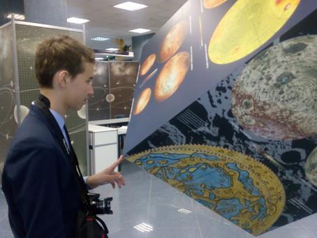 Экскурсия в Институт Космических Исследований