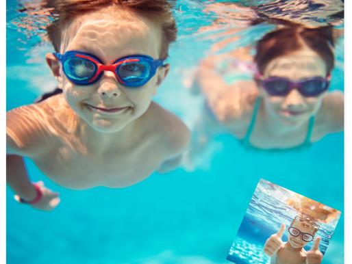 Quelques conseils pour apprendre à nager à un enfant malentendant 🏊♂️