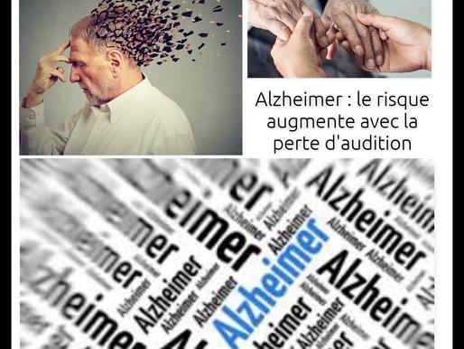 Alzheimer, le risque augmente avec la perte d'audition