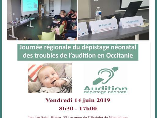 Journée régionale du dépistage néonatal des troubles de l'audition en Occitanie
