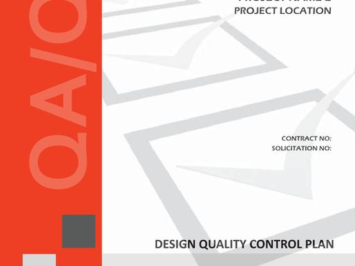 Design Quality Control Plan