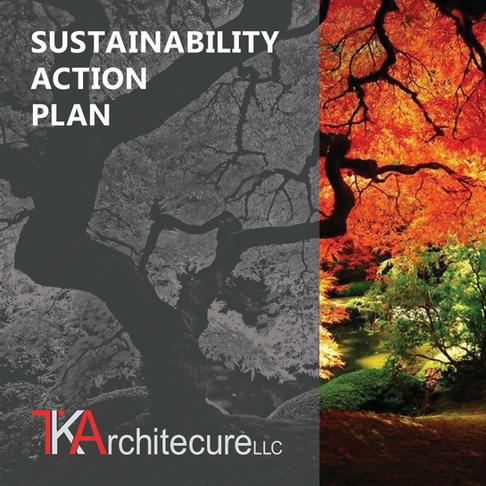Sustainability Action Plan for achieving net-zero design