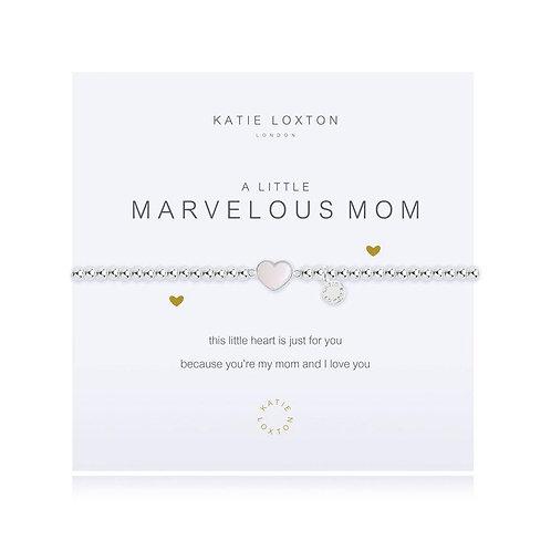 A little Marvelous Mom Bracelet by Katie Loxton