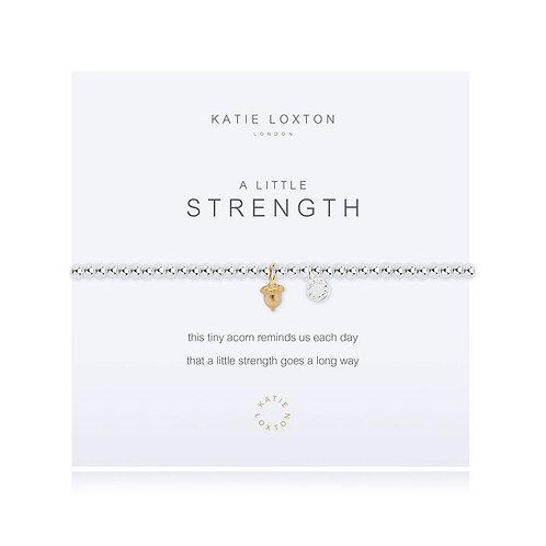 A Little Strength Bracelet by Katie Loxton