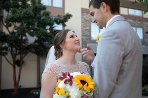 Blush Bridal Spotlight: Angie Mason