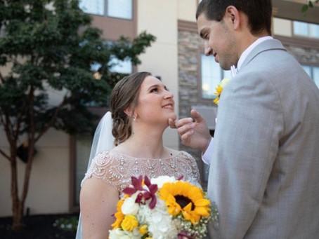 Blush Bridal Spotlight: Angie Mason