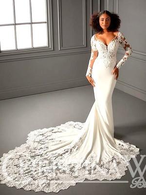 Wedding Dress Spotlight: Fall Wedding Trends We're Crushing On