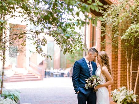 Blush Bridal Spotlight: Raegan Mellinger