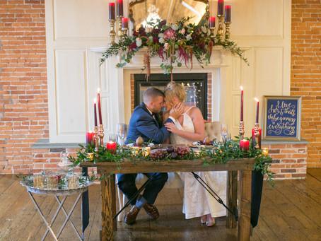 Celebrating Blush Bridal: Styled Shoot