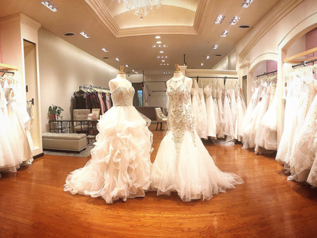 Blush Bridal's Open House
