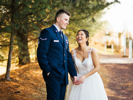 Blush Bridal Spotlight: Lea Gott