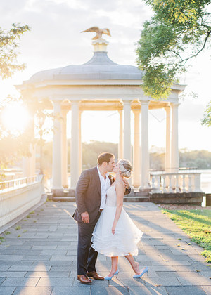 Blush Bridal Spotlight: Cassie Ortenzio