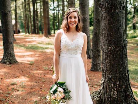 Blush Bride: Elizabeth Glanzer