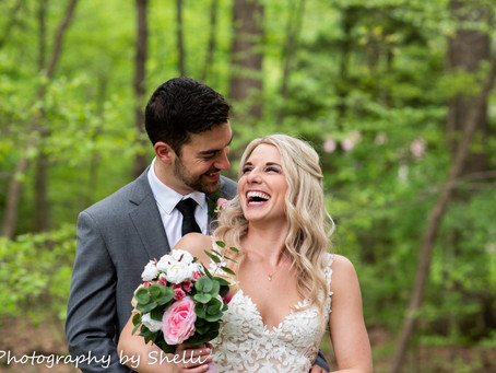 Blush Bridal Spotlight: Olivia Farabaugh