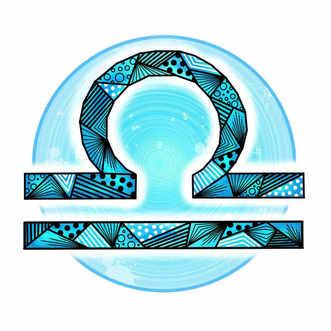 Signe astrologique balance