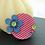 Thumbnail: Magnet couleurs acidulées