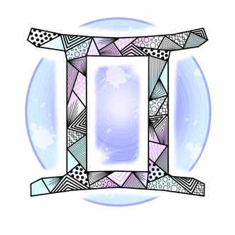 Signe astrologique gémeau