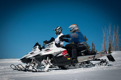 Heber Snow Mobiling