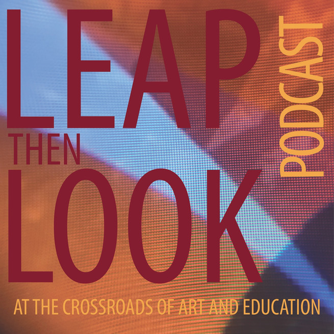 Leap Then Look Podcast with Sarah Cole
