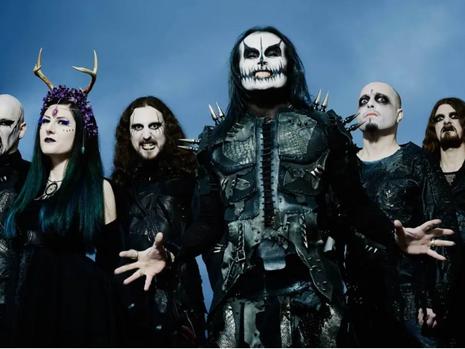 Cradle of Filth feront un Livestream le 12 mai !!