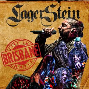 Lagerstein vont sortir un album live de folie le 16 avril !!