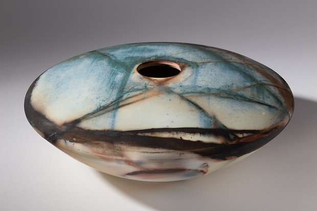 'Flowing Stream Life' Vessel 2018