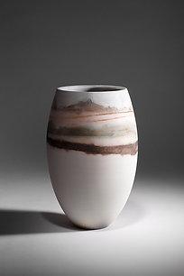 'Eggshell Mountain' Vessel 2012
