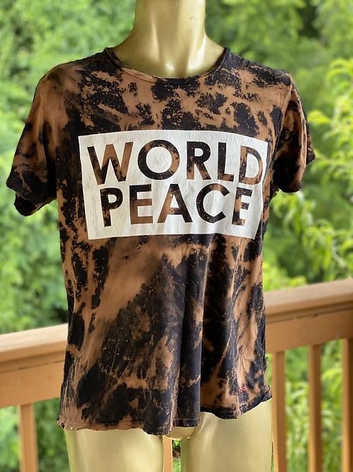 World Peace tee (M)