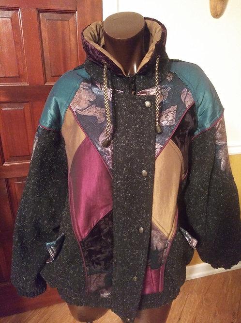 Dope A$$ Vintage denim coat