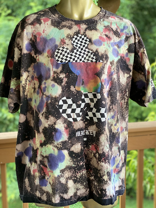 Mickey Mouse tee (2XL)