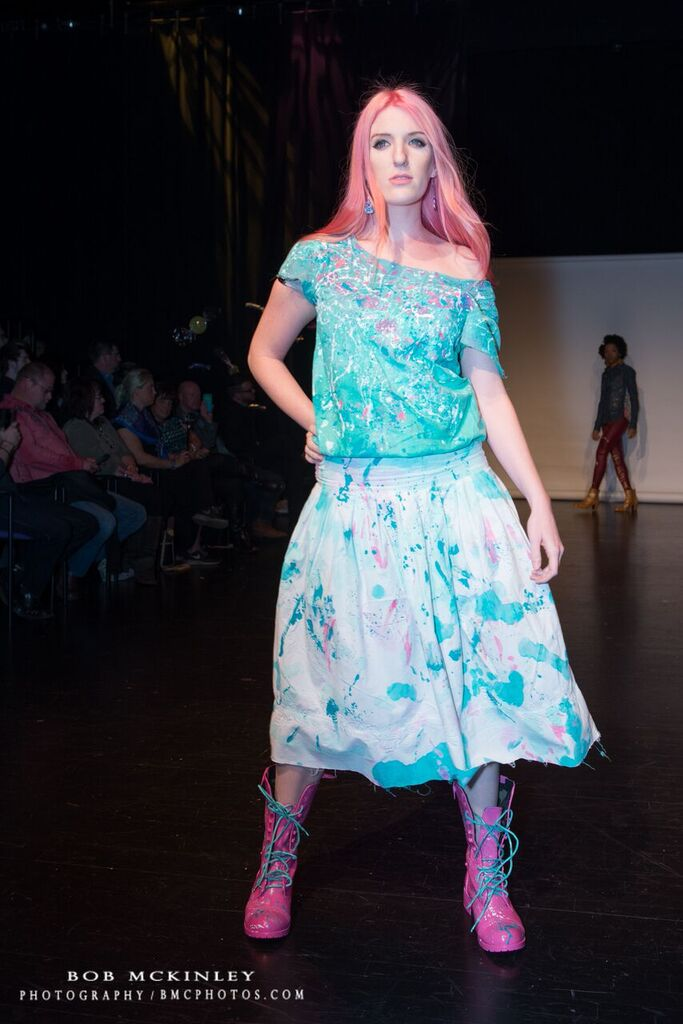 Laura's Angels Charity Fashion Show