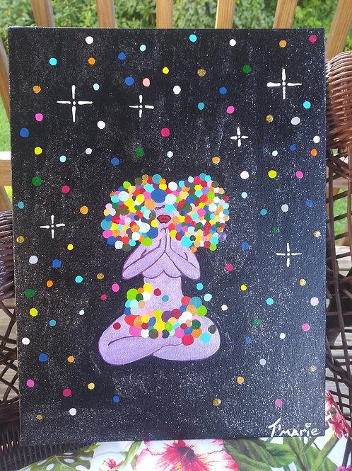 """""""Curl Pop Levitation"""""""