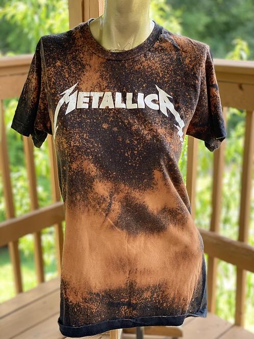 Metallica band tee (S)