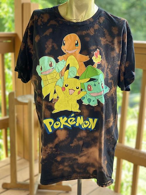 Pokémon tee (L)