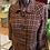 Thumbnail: Vintage pea coat (M)