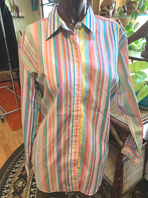 Vintage Ralph Lauren blouse (M)