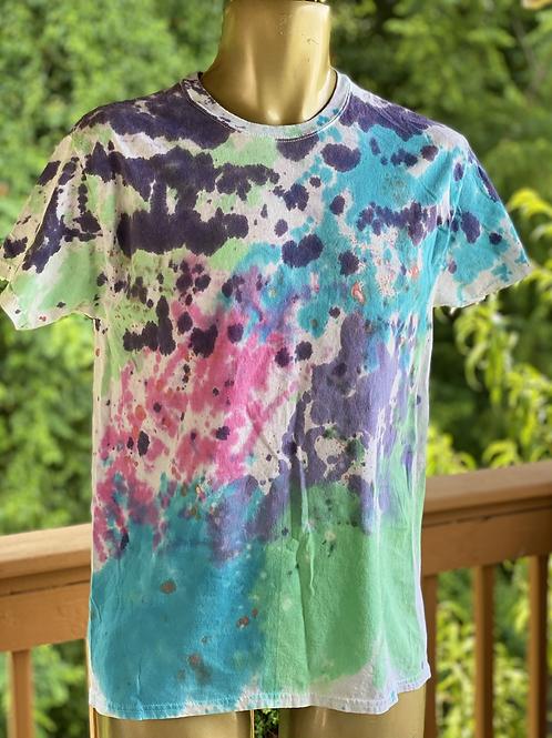 Color Splash tee (M)