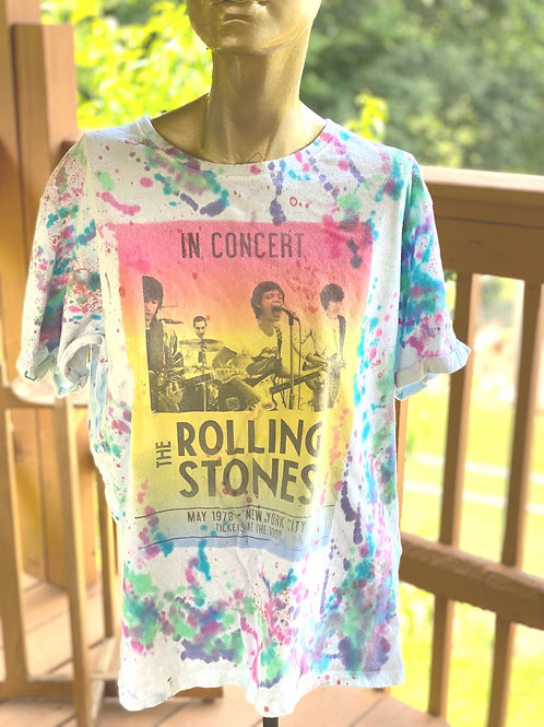 Rolling Stones band tee (S)