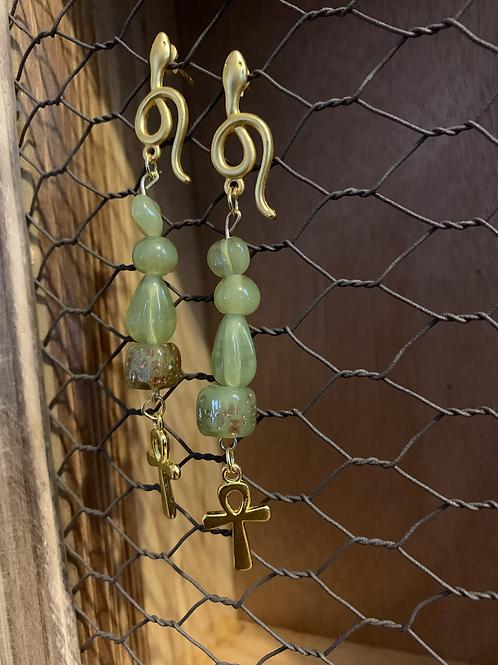 """Jade & Gold"""