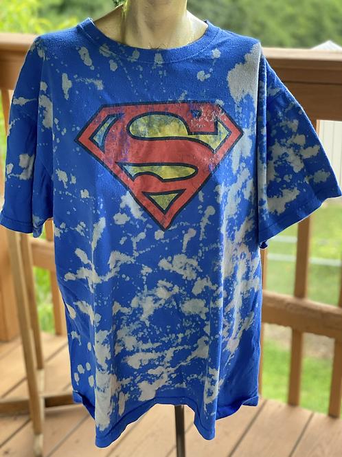 Superman tee (L)