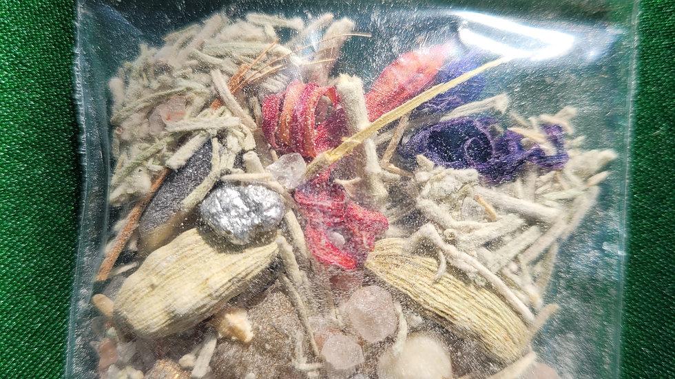 Ceremonial Resin Incense Blend
