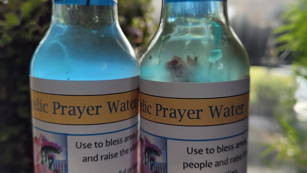 Angelic Prayer Water