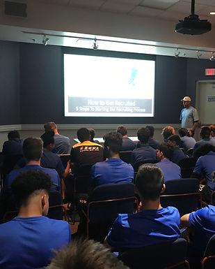 Speaking College Soccer Showcase Event.jpg