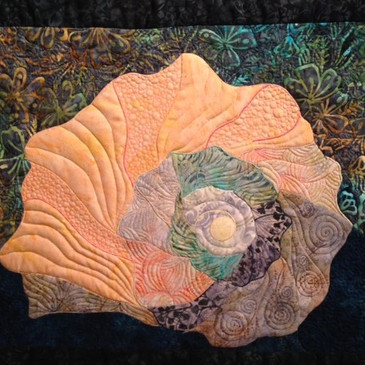 Glory Under the Sea by CynDe Copple