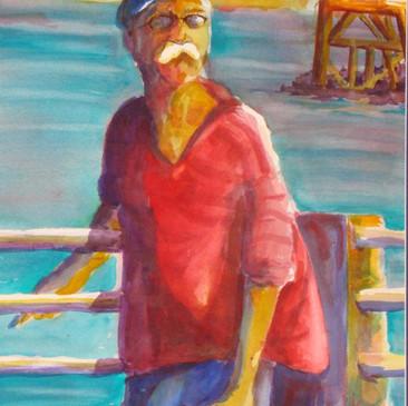 Old Salt by Mark Copple