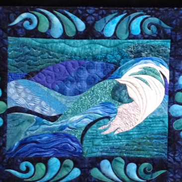 Elements of Dance: Water Dance by CynDe Copple