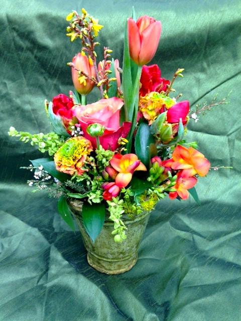 Floral Nine