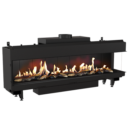 LEO 200 Right Gas Fireplace