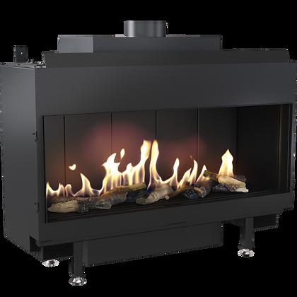 LEO 100 Gas Fireplace